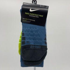 Nike socks 🧦 3 pairs